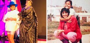 """Shantall y su tierno mensaje a su mamá Bettina Oneto por el Día de la Madre: """"Un alma libre"""""""