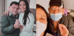 Tula Rodríguez celebra que su papi ya tiene fecha de vacunación contra la COVID-19