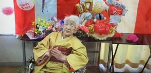 La mujer más anciana del mundo renuncia al relevó olímpico por avance del coronavirus en Japón