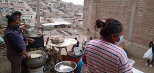 VMT: olla común pide apoyo para realizar almuerzo especial por el Día de la Madre