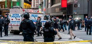 Estados Unidos: tiroteo en Times Square deja dos mujeres y una niña heridas [VIDEO]