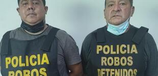 Lince: caen sujetos acusados de robar accesorios de vehículos