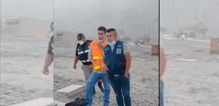Chosica: capturan a delincuentes que robaron 300 medidores de agua en Carapongo