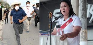 """Keiko Fujimori a Pedro Castillo: """"El sábado a las 3:00 p.m. lo espero en la puerta del penal de Chorrillos"""""""