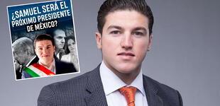 """México: senador Samuel García desmiente ser presidente tras salida de AMLO: """"Jamás"""" [VIDEO]"""