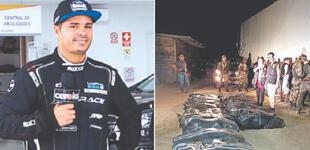 Ordenan captura internacional contra el piloto de autos por lavado de activos