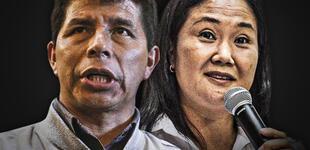 Pedro Castillo vs Keiko Fujimori: IEP anuncia nueva encuesta para este domingo de 16 de mayo