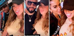 Yahaira Plasencia se luce con Anitta y otros artistas internacionales en el Hard Rock Hotel [VIDEO]