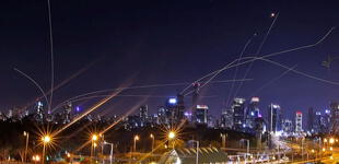 Conflicto israelí-palestino: Hamas vuelve a atacar Israel con misiles y se encienden las alarmas [VIDEO]
