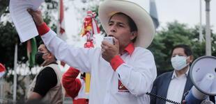 Pedro Castillo no presentó hoy su plan de gobierno pese a prometerlo a ciudadanos