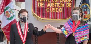 Poder Judicial: inauguran módulo de justicia en el Cusco para víctimas de violencia familiar