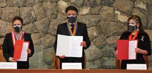 Cusco: Poder Judicial implementará aplicativo Botón de Pánico para víctimas de violencia