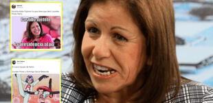Lourdes Flores: sus mejores memes tras formar parte del equipo de Keiko Fujimori
