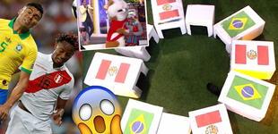 Perú vs. Brasil: cambian a Reinaldo Dos Santos por el cuy y este sorprende con pronóstico [VIDEO]