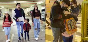 """Erick Elera tiene emotivo reencuentro con su hija tras no verla por más de un año: """"Al fin juntos"""""""