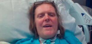 """Muere Jason Kelk conocido como """"el paciente COVID más sufrido"""" de Gran Bretaña"""