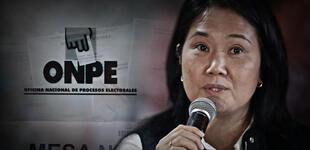 ODPE desarma tesis de fraude en mesa en Áncash, como sugiere Fuerza Popular