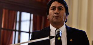 Cerrón es investigado por no declarar depósito de 1 millón 260 mil soles a conocida Caja