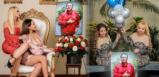 """Flor Polo y Susy recuerdan a Augusto Polo Campos en el Día del Padre: """"Te extraño mucho mi sambito"""""""