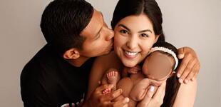 """Ana Siucho en el primer 'Día del Padre' de Edison Flores: """"Alba tienen que mejor papá"""" [FOTO]"""