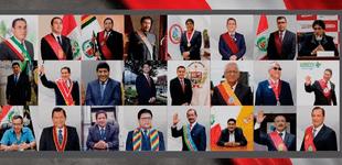 Día del Padre: Gobiernos Regionales saludan a todos los Papás del Perú