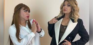 Susy Díaz se luce junto a mala de telenovelas mexicanas Itatí Cantoral