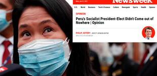 """""""No aceptaríamos el fujimorismo en nuestro país"""", dice editor de Estados Unidos sobre elecciones de Perú"""