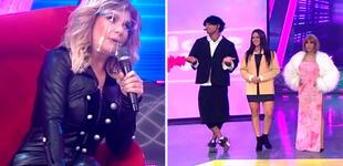 EEG: Itatí Cantoral quedó en shock al ver la actuación de los chicos reality en 'Dale Play' [VIDEO]