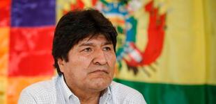 """""""La lucha contra el terrorismo y narcotráfico fracasa. Por tanto, el sistema capitalista fracasa"""", indica Morales"""