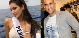 Jimena Elías, ex Miss Perú, llama 'desgraciado' a Percy Luzio por decir que lo hackearon
