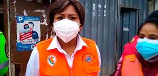 Alcaldesa de Mala reporta varios heridos tras fuerte sismo en Cañete y pide ayuda al Gobierno