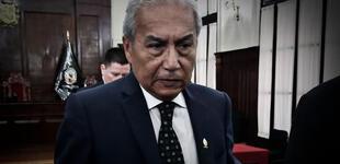 Aprueban informe final de la denuncia constitucional contra Pedro Chávarry