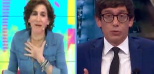 """Gigi Mitre sobre reacción de Jaime Chincha tras sismo: """"Pobre, se asustó horrible"""""""