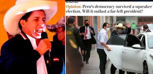 """""""Es poco probable una revolución de izquierda en Perú"""", dice The Washington Post"""