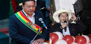 Luis Arce estará en la toma de posesión del presidente electo, Pedro Castillo [FOTO]