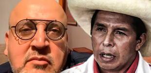 Beto Ortiz es criticado por decir que Pedro Castillo 'es un profesor mediocre de provincia'