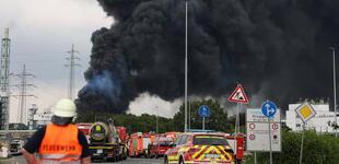 Alemania: fuerte explosión en planta química deja varios heridos y desaparecidos [VIDEO]