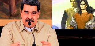 """Maduro saluda a Perú por su bicentenario: """"Este día lleva la carga heroica de la resistencia indígena"""""""
