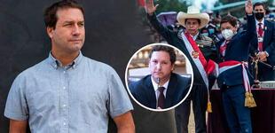 """René Gastelumendi estalla contra """"los oportunistas colgados de políticos"""""""
