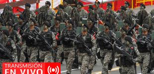 Gran Parada Militar EN VIVO hoy 30 de julio: minuto a minuto con Pedro Castillo