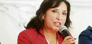 """Dina Boluarte sobre Gabinete Bellido: """"Se requiere la unidad más amplia para seguir avanzando"""""""
