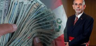 Precio del dólar HOY en Perú sigue en 4 soles a pesar de tener ministro de Economía