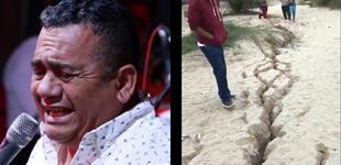 """Tony Rosado asustado por sismo 6.1 en Piura: """"A mi sobrina y a su bebé le cayó una pared"""""""