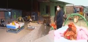 Sismo en Piura: personas durmieron en las calles por temor a réplicas en Sullana