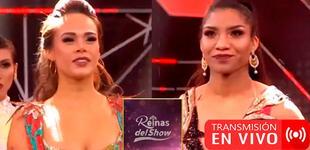 Reinas del Show EN VIVO: fecha, día, hora de la gala de eliminación de Jossmery Toledo o La Cotito