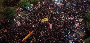 Perú Libre convoca a una gran movilización a favor del gobierno de Pedro Castillo