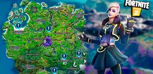 Fornite presenta el desafío Rift Tour: cómo completar todas las misiones y recompensas