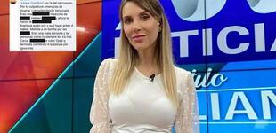 Juliana Oxenford denuncia recibir insultos de dueña del hotel 'perruqueo' [Foto]