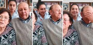 """Abuelitos se vuelven virales tras su reacción al escuchar su estilo de """"vida saludable"""" [VIDEO]"""