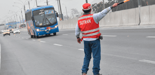 Ministerio Público allana oficinas de Sutran y detiene a 7 inspectores por presunta organización criminal